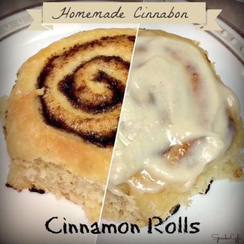 Homemade Cinnabon Cinnamon Rolls | SpeakLyfe