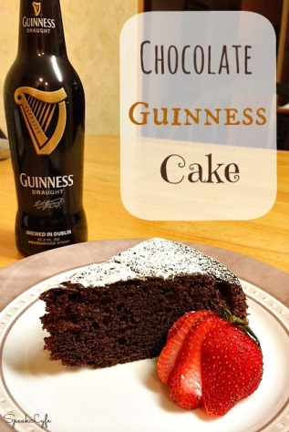 Chocolate Guinness Cake | SpeakLyfe