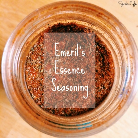 Emeril's Essence Seasoning | SpeakLyfe