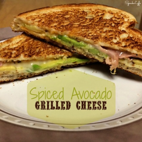 Spiced Avocado Grilled Cheese | SpeakLyfe