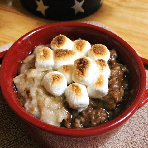 S'mores Oatmeal | SpeakLyfe